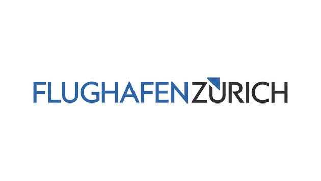 flughafen-zuerich.ch Logo Bruno Dobler