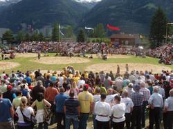 2011: Kantonales Schwingfest