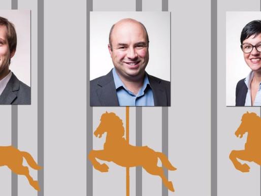 Kandidatenkarussel nimmt Fahrt auf