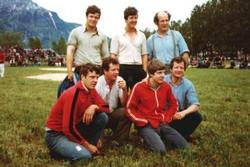 1983: Sieben Brüder im Sägemehl