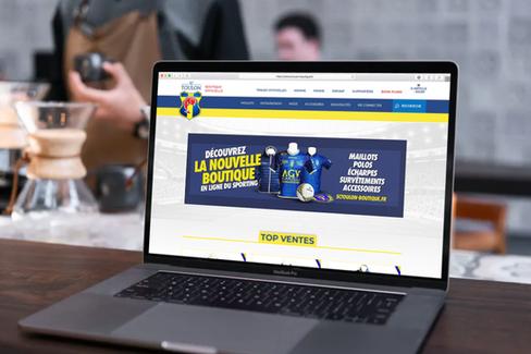 Création site e-commerce Toulon