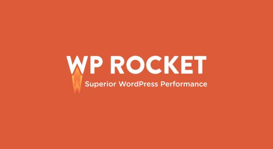 plugin wordpress wprocket