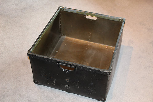 Vintage Braun Baking Co. Pittsburgh Bread Delivery Truck Large Bin Container Sto