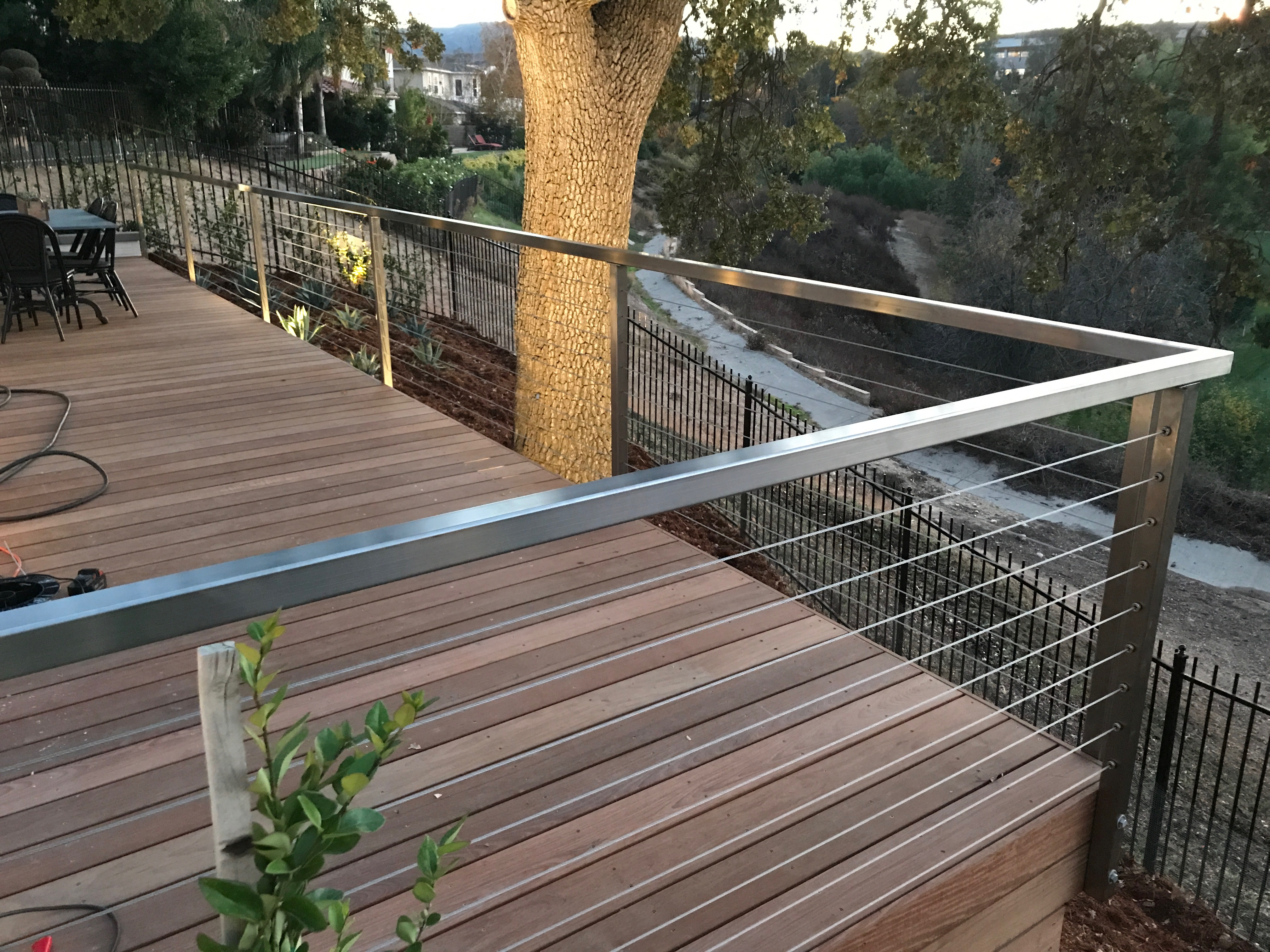 StainlessSteelCableHandrail