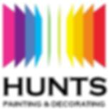 HUNTS Painting & Decorating logo