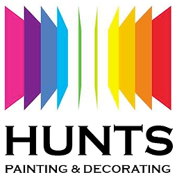 HUNTS Painting & Decorating logo