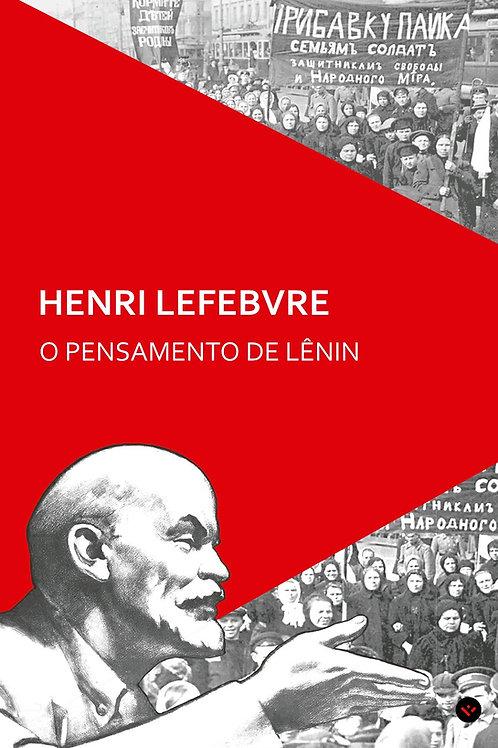O Pensamento de Lênin - Henri Lefebvre