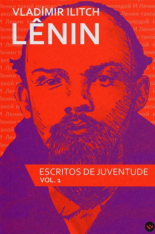 LENIN - ESCRITOS DE JUVENTUDE VOL. I