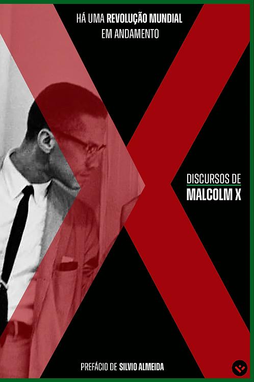 Há uma revolução mundial em andamento: discursos de Malcolm X
