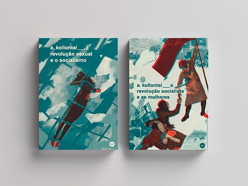 Alexandra Kollontai: obras escolhidas (volumes 1 e 2)