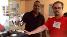 Empresário cede drone para procura de sobreviventes em Mariana