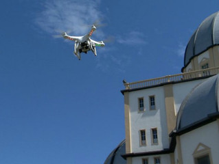 Drones são usados para procurar focos de Aedes aegypti em Vitória