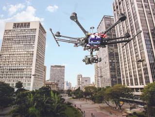 Drones, os robôs voadores invadem o mercado imobiliário
