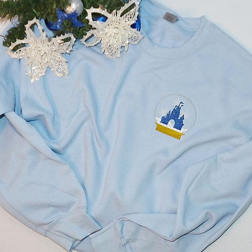Christmas -  Snow Globe T.Shirt