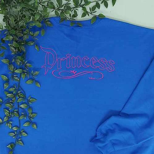 Princess Jersey Style Jumper