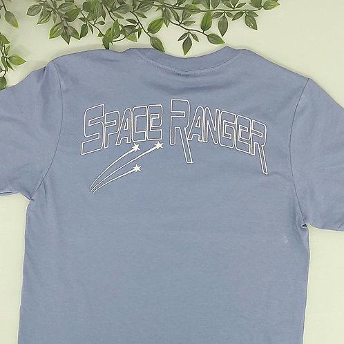 Space Ranger Jersey Style Jumper