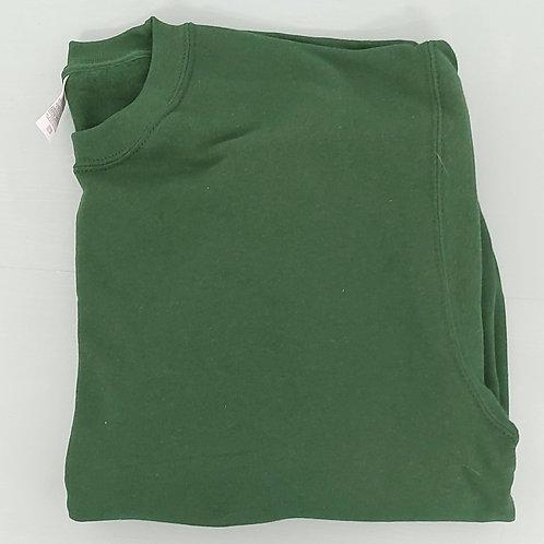 Blank - Dark Green L Jumper
