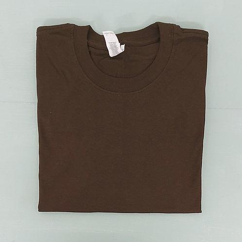 Blank - Dark Brown  M Tee