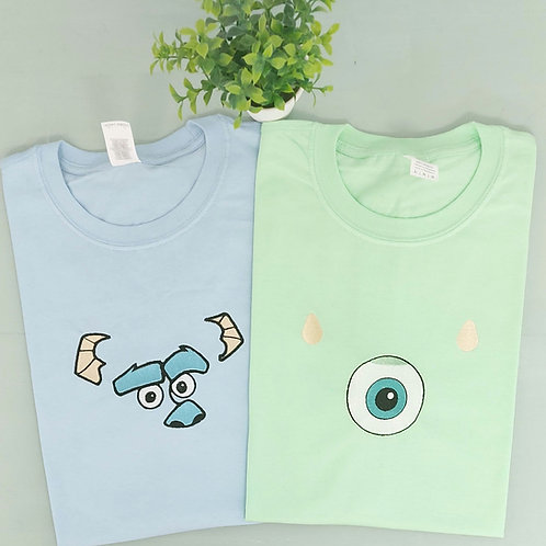 Matchy Mike & Sully Tees