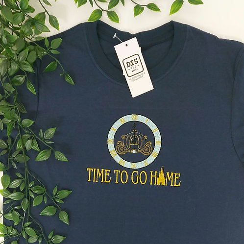 Time To Go Home Tee