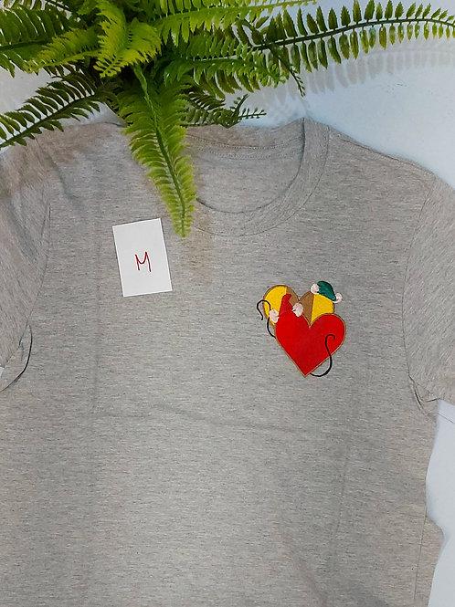 Sample sale - Jaq & Gus, Grey T.shirt M size