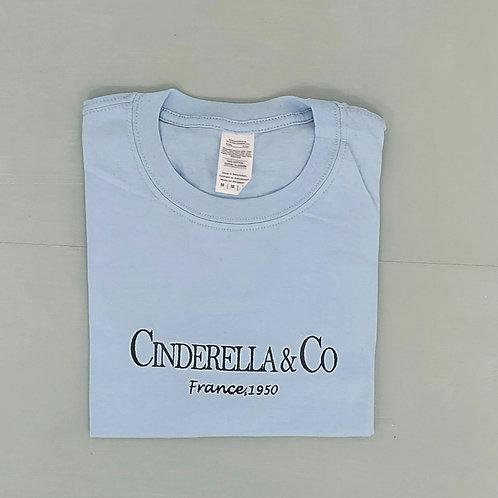 Sample Sale - Cinderella Light Blue M Tee