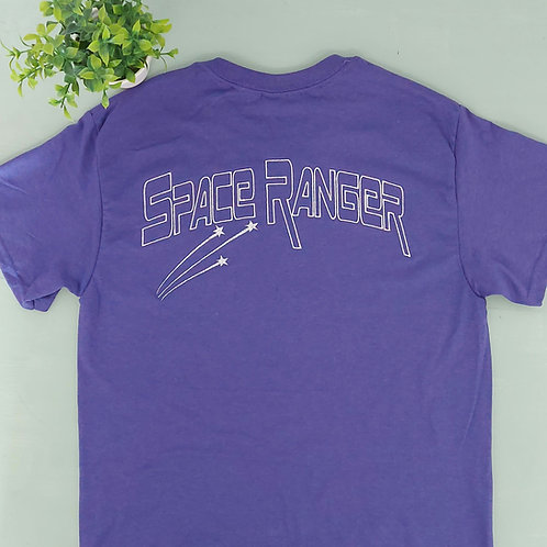 Space Ranger Jersey Style Tee