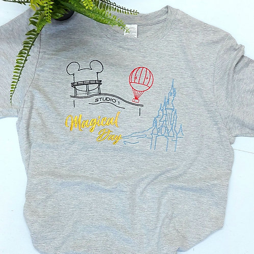 Parks - DLP Magical Day Tee
