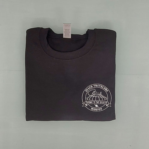 Faulty - Space Mountain Black M Jumper