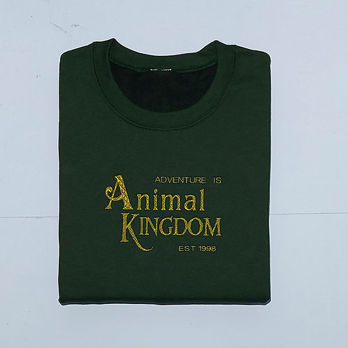 Adventure Is Animal Kingdom T.Shirt