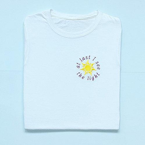 See The Sun Light Rapunzel T.shirt