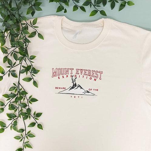 Rides - Mount Everest Tee