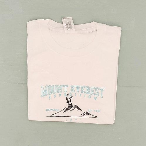 Sample Sale - Everest White M Tee