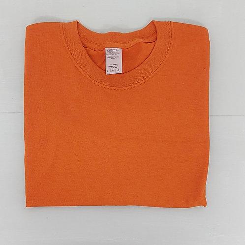 Blank - Burnt Orange L Tee