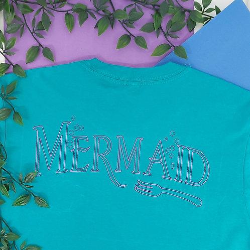 Mermaid Jersey Style Tee