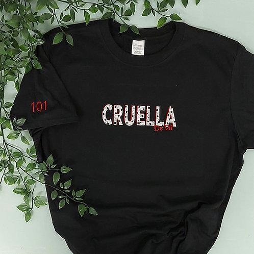 Cruella Tee