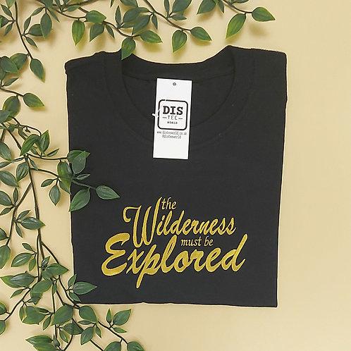 Adventure - Wilderness Must Be Explored Jumper