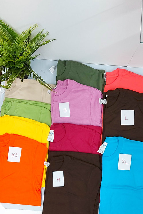Sample sale - Any SHOP Design, T.shirt, leave me a note saying what you want