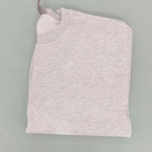 Blank - Ash Grey M Jumper