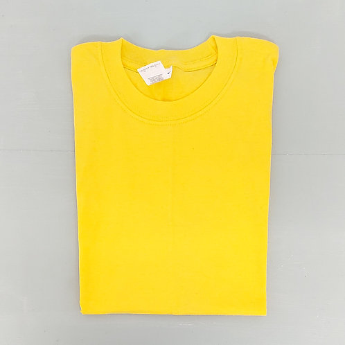 Blank - Bright Yellow XS Tee