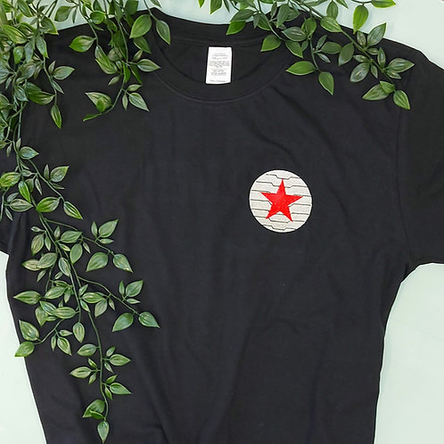 Soldier Double Sided Tee