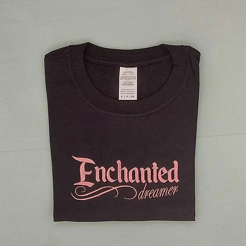 Sample Sale - Enchanted Dream Black S Tee