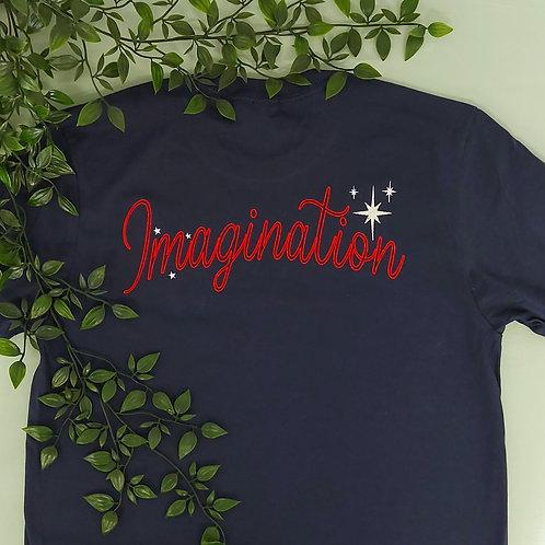 Imagination Jersey Style Tee
