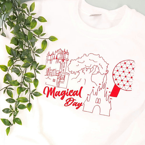 Parks - WDW Magical Day 1 Colour Jumper