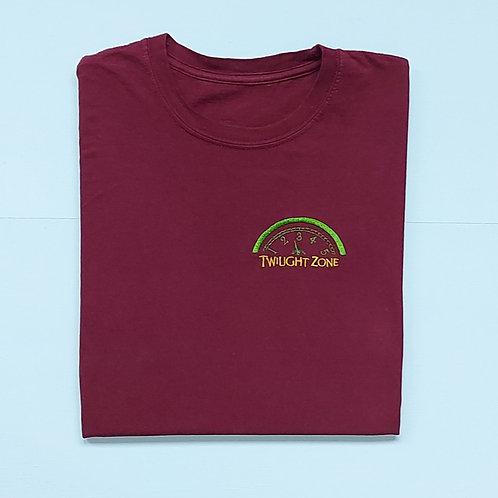 Hollywood Hotel Twilight Zone T.shirt - Green Thread