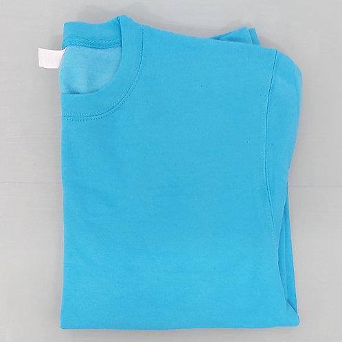 Blank - Bright Blue M Jumper