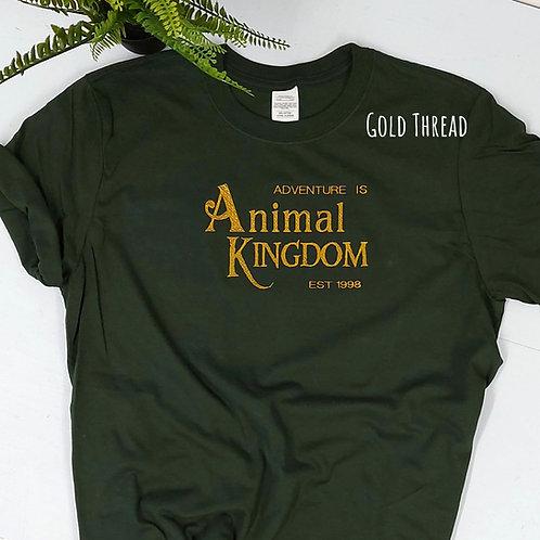 Parks - Adventure Is Animal Kingdom Tee