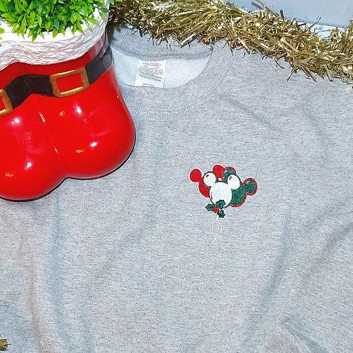 Christmas - Christmas Balloons Jumper