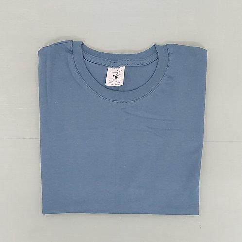 Blank - Stone Blue S Tee