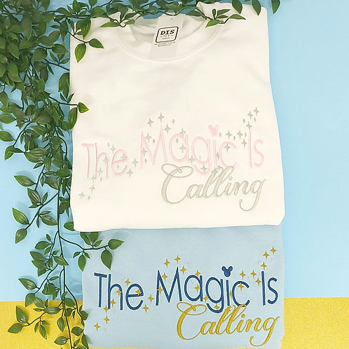 Magic Is Calling & Most Magical Tee